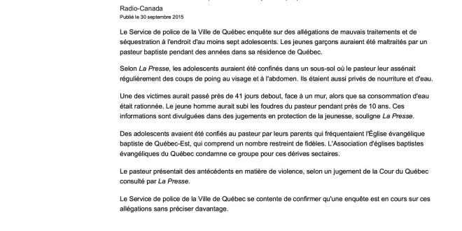 Adolescents maltraités _ un pasteur de ...et d'une enquête _ ICI Radio-Canada.ca2