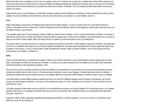 Pasteur sous enquête_ «Mon enfance a été détruite par lui et son Église» _ JDQ2